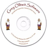 Grey Olltwit Educational Games on DVD