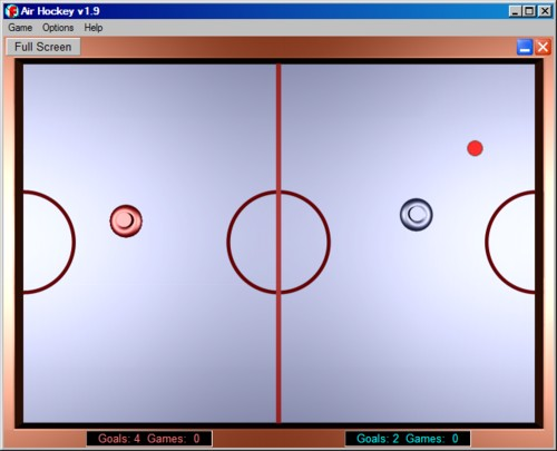 Air Hockey Game Education Software Homeschool Resources